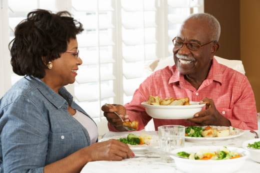 Healthy Eating Recommendations for Seniors