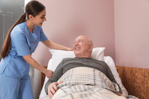 Preventing Bedsores In Bedridden Patients